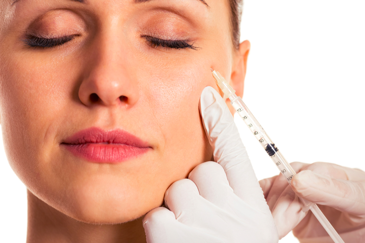 anti-wrinkl injections