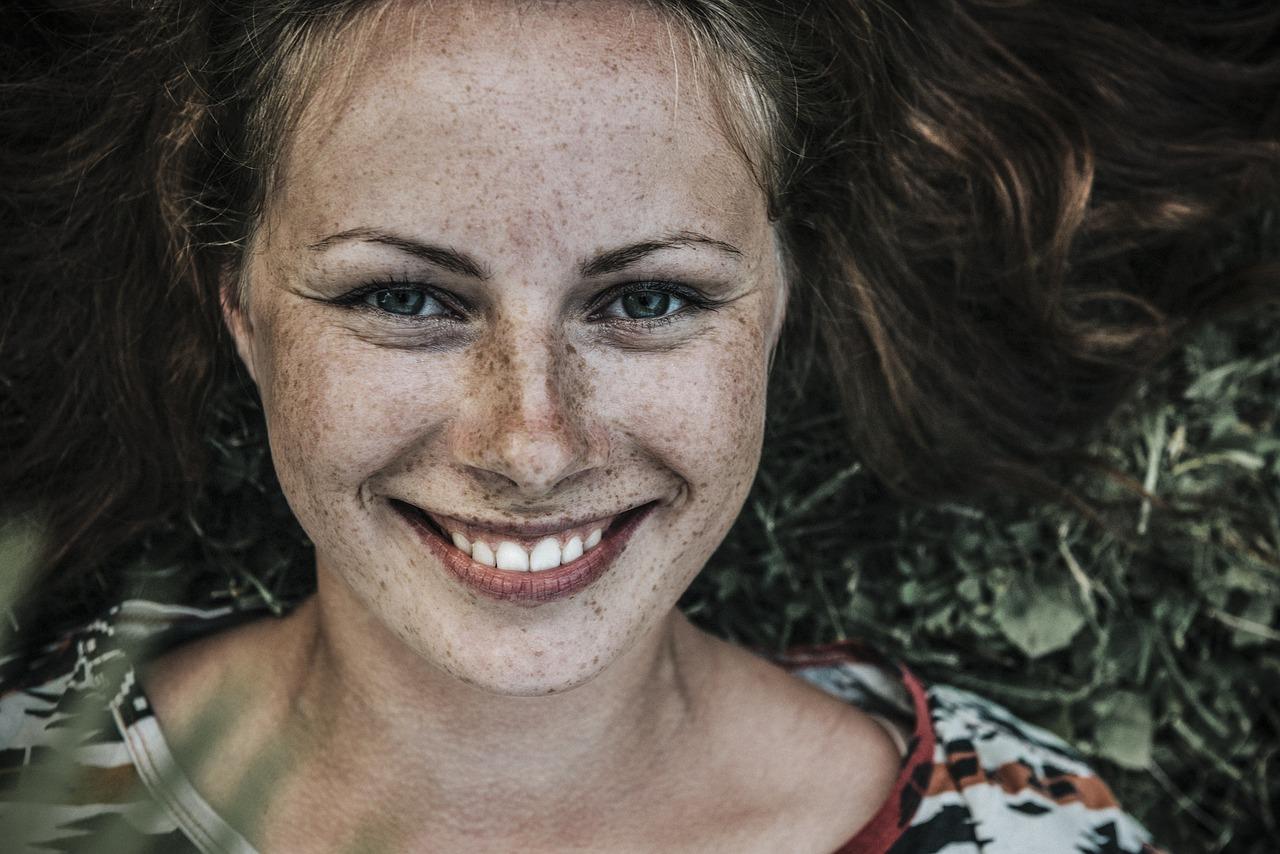 skin pigmentation example