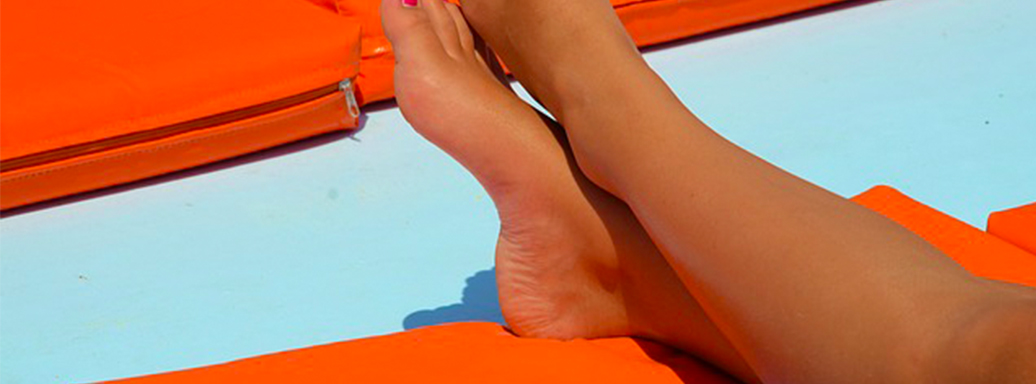 Want beach-ready, hair free legs for your summer holidays? Get started now with laser hair removal